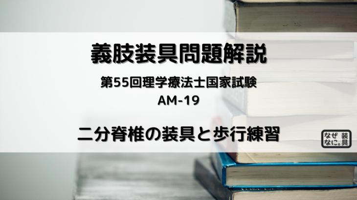問題解説PT55AM19