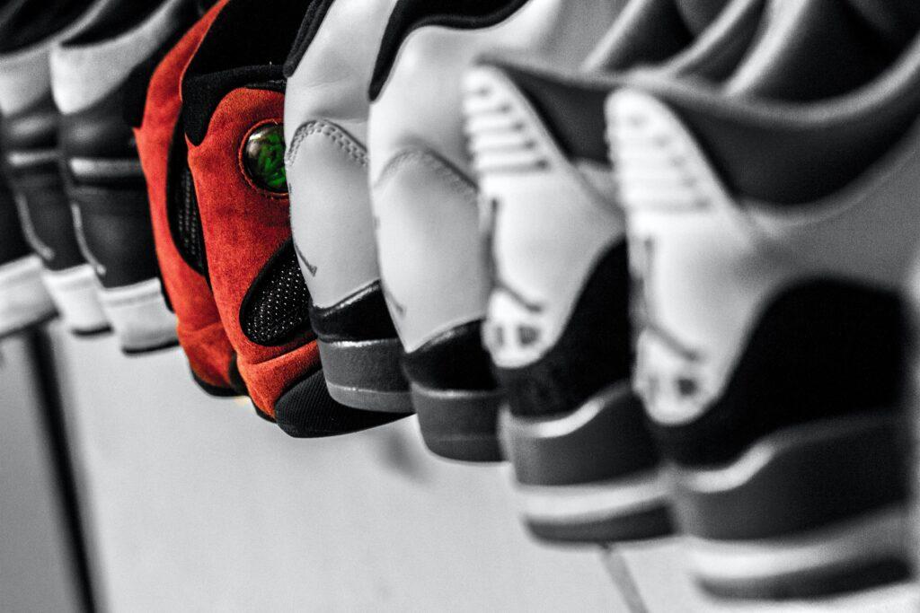 サイズ違いだけの靴が増えてしまう