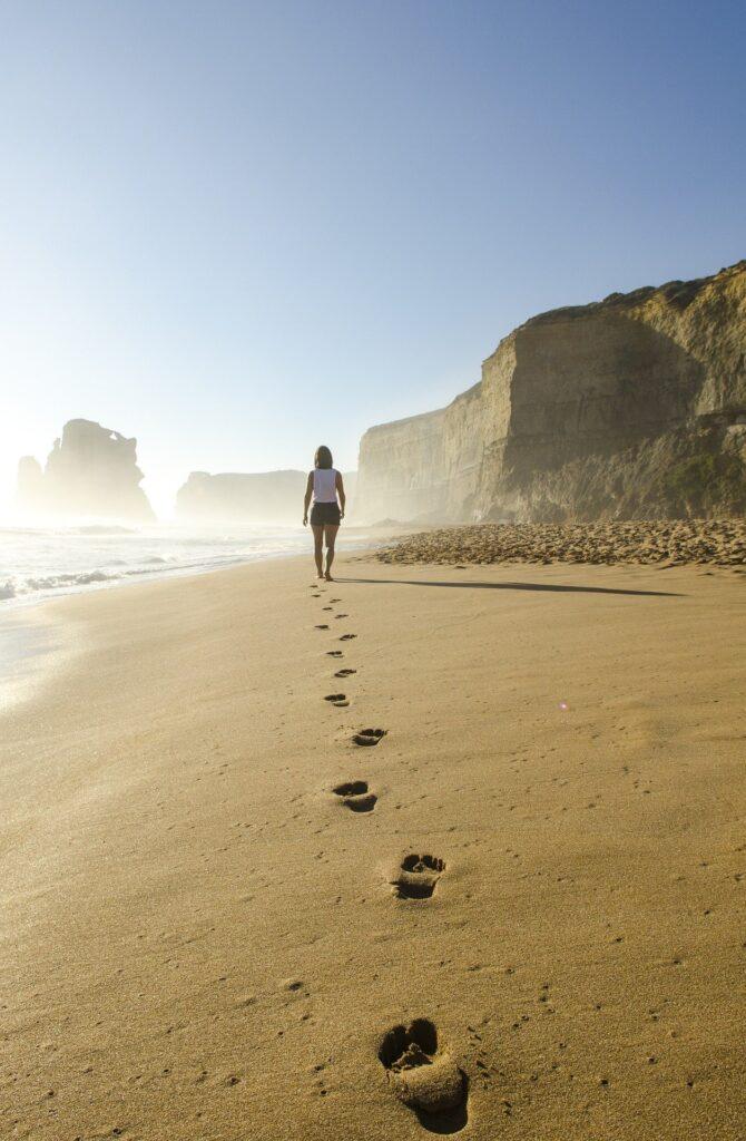 beach-walk