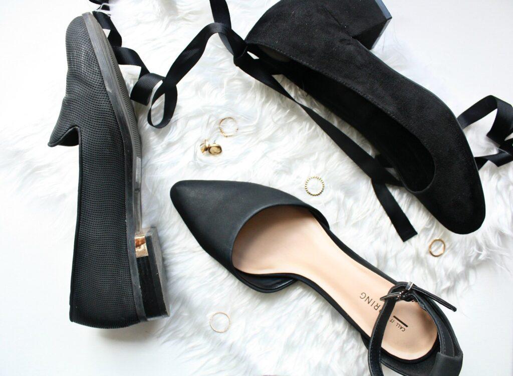 いろいろな靴の種類