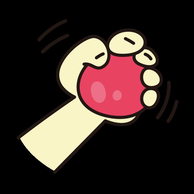 ゴムボール