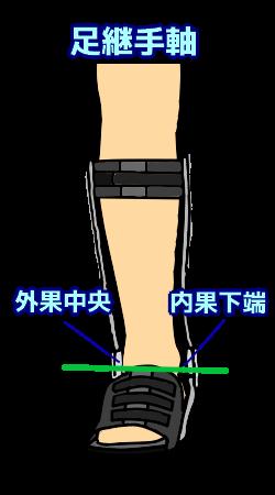 足継手軸1